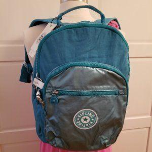 Kipling SEOUL SMALL Metallic Tablet Backpack